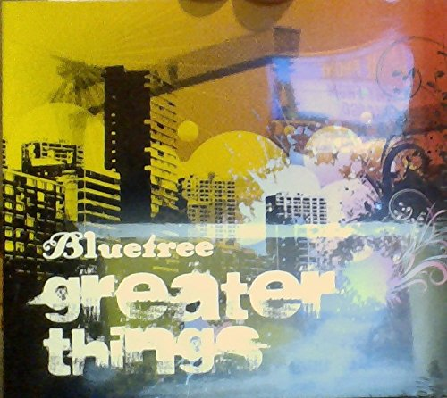 Greater Things Album Cover