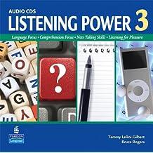 Listening Power 3 Audio CD