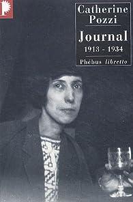 Journal 1913-1934 par Catherine Pozzi