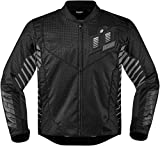 Icon Wireform Textile Jacket Black Lg 2820-3583 - Best Reviews Guide