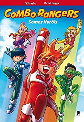 Combo Rangers - Somos Heróis | Amazon.com.br