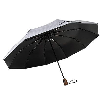Paraguas Sombrillas, Plegable automático para Palos de Golf ...