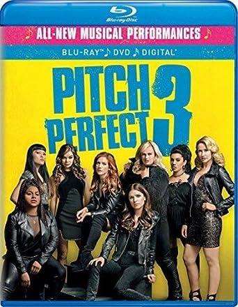 Amazon com: Pitch Perfect 3 [Blu-ray]: Anna Kendrick, Rebel