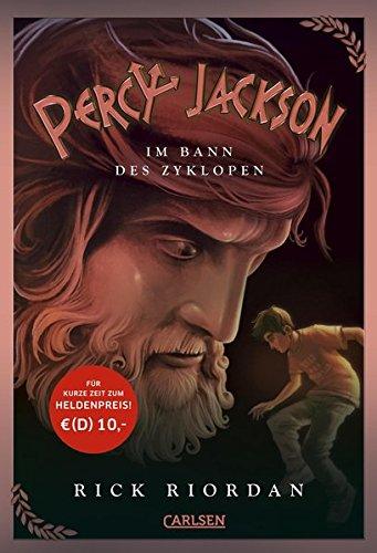Percy Jackson - Im Bann des Zyklopen (Percy Jackson 2) Gebundenes Buch – 29. September 2017 Rick Riordan Gabriele Haefs Carlsen 3551557284