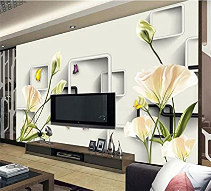 Whian 3D Wallpaper Mural Living Room Bedroom Decoration Wall ...
