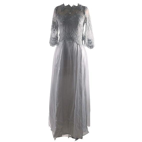 Moginp2019 Falda Nueva, superposición de Gasa de Moda de Mujer de ...