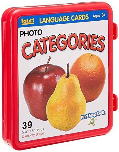 Lauri Photo Language Cards - Categories