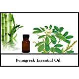 Fenugreek Essential Oil (Trigonella foenum ) 100% Pure & Natural (10ml)