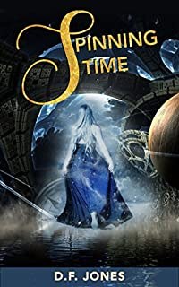 Spinning Time by D.F. Jones ebook deal