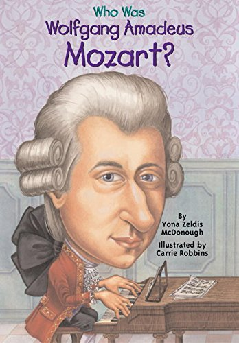 Who Was: Wolfgang Amadeus Moza
