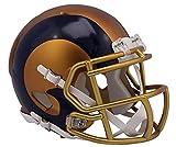 Riddell NFL Los Angeles Rams Alternate Blaze Speed Mini Helmet