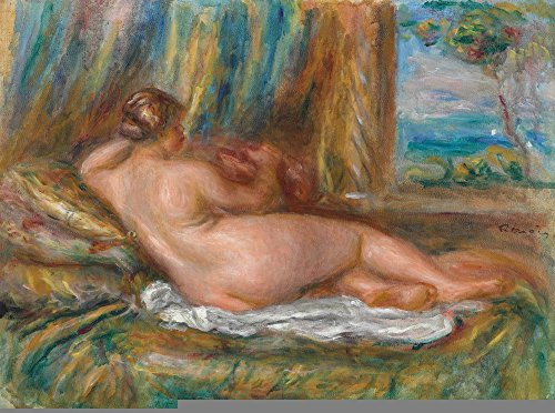 The Museum Outlet - Reclining Nude, 1914 - Poster Print Online Buy (40 X 50 Inch)