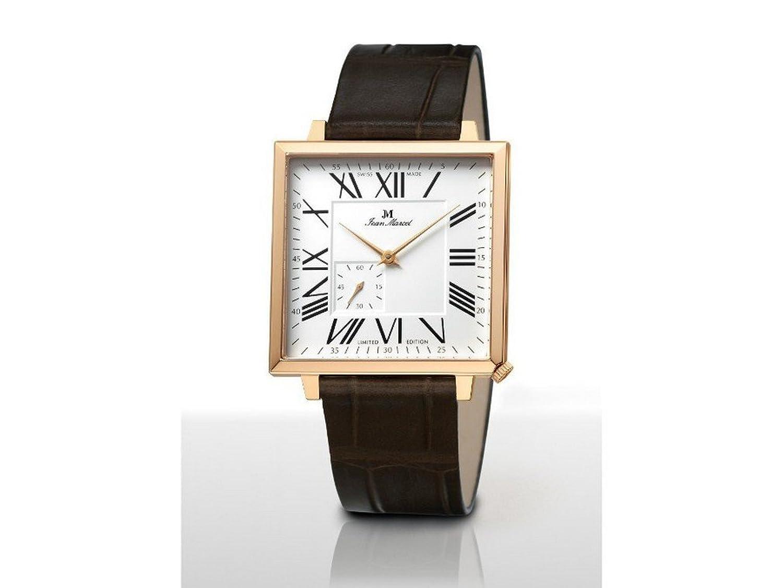 Jean Marcel Herren-Armbanduhr Ultraflach 170.303.26