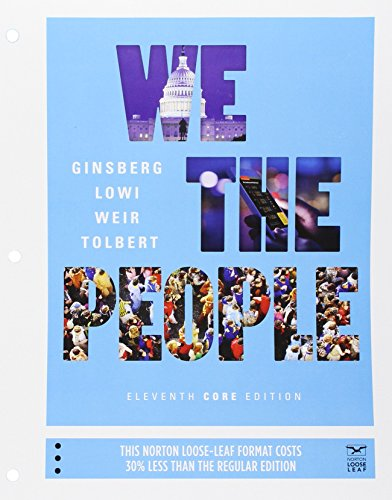 We the People (Core Eleventh Edition)