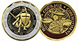 Put on the Whole Armor of God Ephesians 6:13:17 Soldier Challenge Coin 3102 by Eagle Crest
