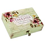 Cottage Garden Beautiful Daughter Special Gift Floral Decoupage Music Box Plays You Are My Sunshine