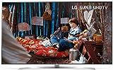 LG Electronics 75SJ8570 75-Inch Super UHD 4K HDR Smart LED TV (2017 Model)