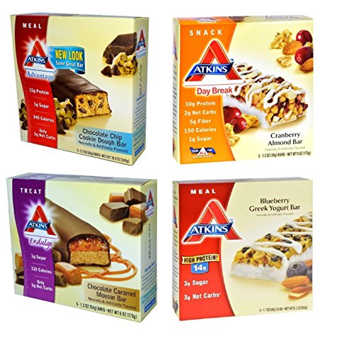 Atkins Advantage Bar Lot Gifts product image