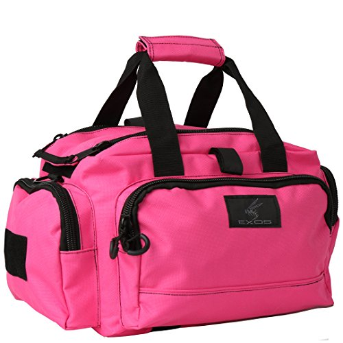 Exos Range Bag, Kitty Pink