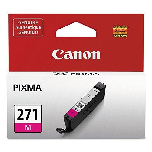 Canon 0392C001 CLI-271M - Magenta - original - ink tank - for PIXMA MG5720, MG5721, MG5722, MG6820, MG6821, MG6822, MG7720