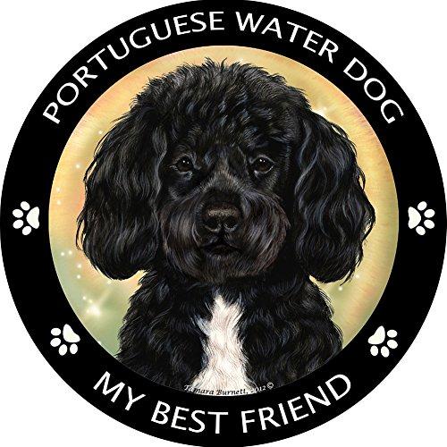 Portuguese Water Dog Pet Magnet