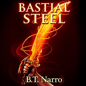Bastial Steel Audiobook