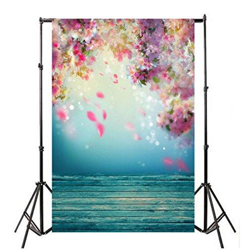 Oksale Dreamlike Vinyl Wall Floor Photography Studio Prop Backdrop Background 3x5FT (A)