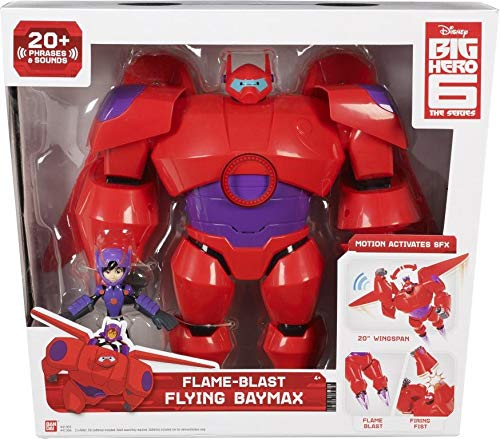 Big Hero 6 Flame-Blast Flying Baymax Asst.]()