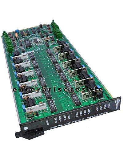 Pbx Line Card - Mitel Digital Line Card 9109-012-001