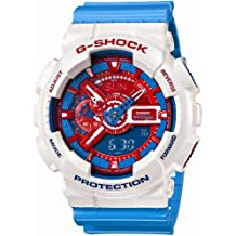 CASIO G-Shock Blue and Red Series Men`s Watch GA-110AC-7AJF LIMITED EDITION (Japan Import) (japan import)