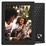 NIXPLAY-Seed-Digital-Photo-Frame-WiFi-8-inch-W08D-Black-Show-Photos-on-Your-Frame-via-Mobile-App-or-Email-Disp