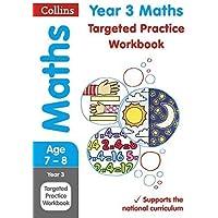 Year 3 Maths Targeted Practice Workbook (Collins KS2 Practice)