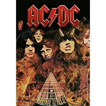 Amazon.com: Highway to Hell AC/DC Summer Tour Poster ...