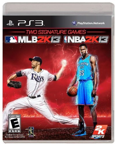 2K Sports Combo Pack - MLB2K13/NBA2K13 - Playstation 3 (Ps3 Games Nba 2k13)