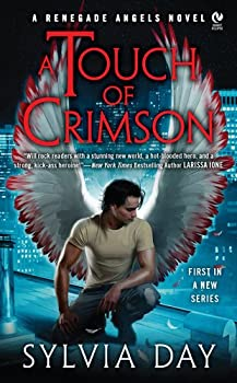A Touch of Crimson 1472200748 Book Cover