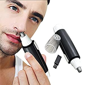 OVERMAL Ear Nose And Facial Hair Trimmer Shaver Trimmer/Beard Trimmer/Sideburns Trimmer/Eyebrow Trimmer