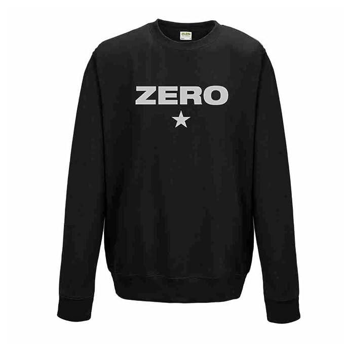 Zero Sudadera – Inspirado por Grunge