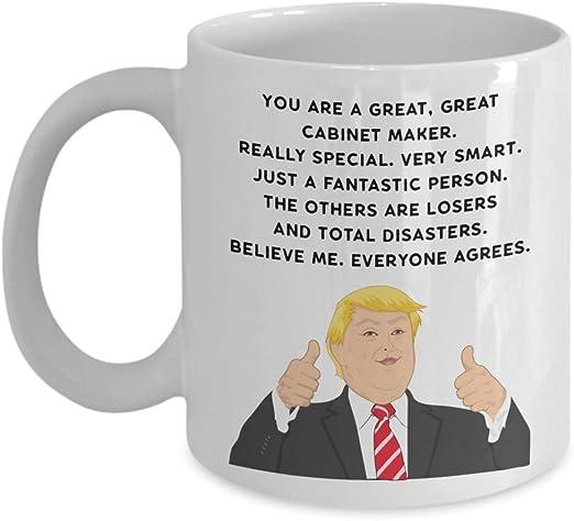 Funny Nasa Space Force Donald Trump Novelty Prank Gift 11 Ounce Coffee Mug