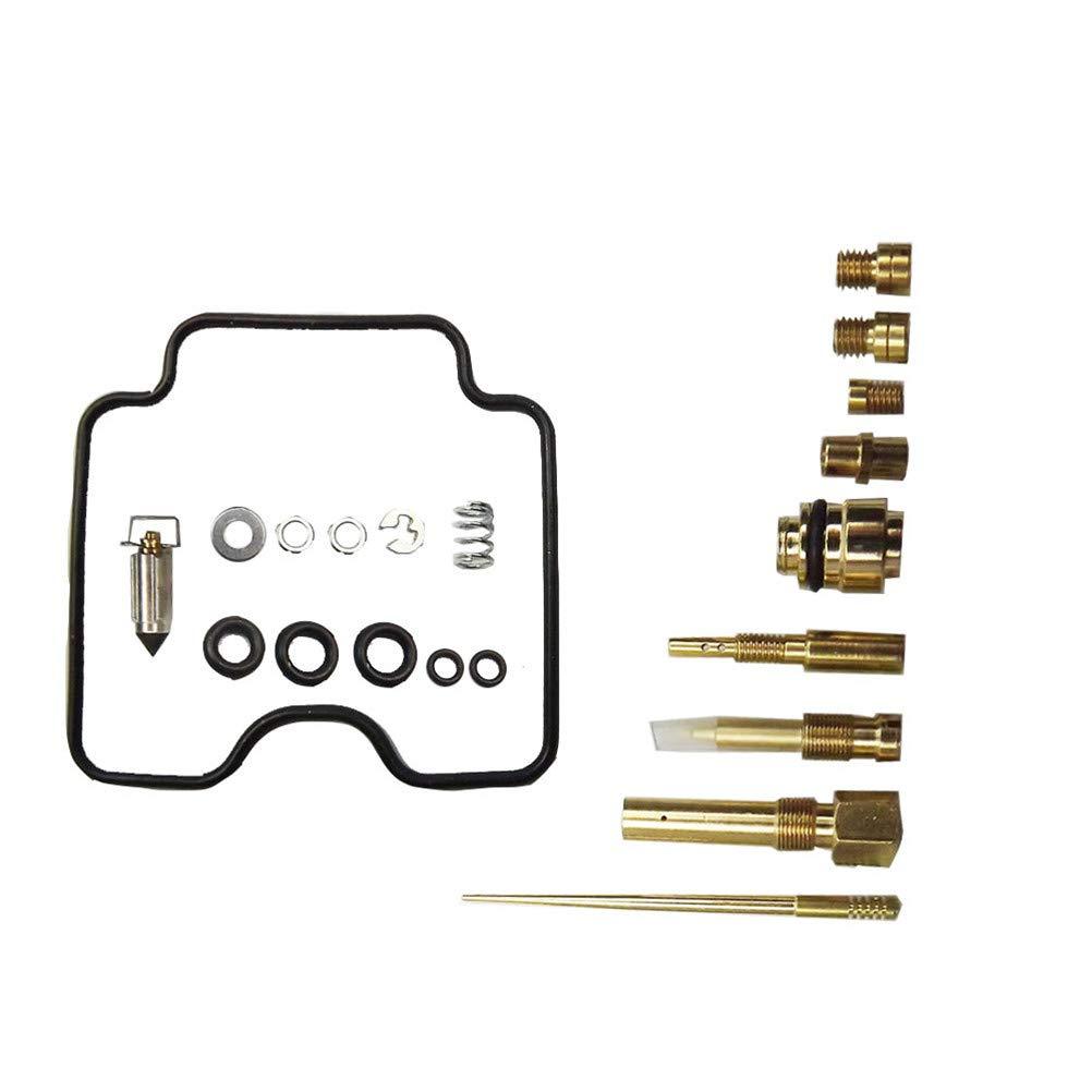 Carburetor For Yamaha YFM400 Big Bear 400 2000-2012 Rebuild Kit Repair YFM 400