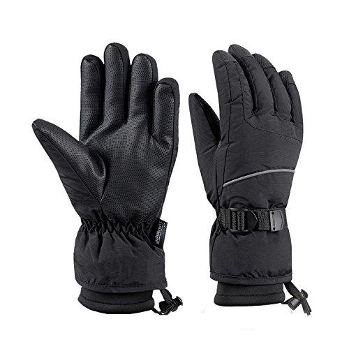 Review Waterproof Ski Snowboard Gloves