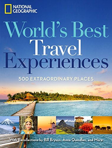 51W5kYNW HL - World's Best Travel Experiences: 400 Extraordinary Places