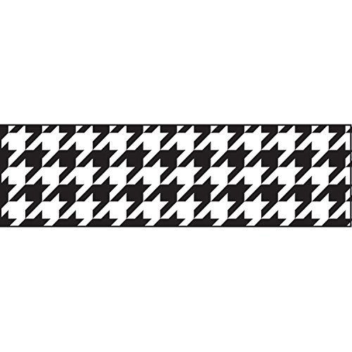 TREND enterprises, Inc. Houndstooth Bolder Borders, 35.75'