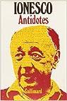 Antidotes par Ionesco