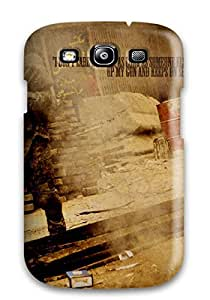 Ideal MeaganSCleveland Case Cover For Galaxy S3(badass Military), Protective Stylish Case