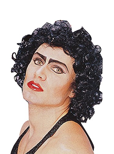 Frank N Furter Wig Halloween Costume - One Size Fits Most -
