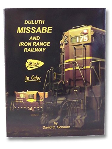 - Duluth, Missabe and Iron Range Railway in Color