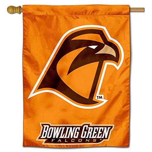 College Flags and Banners Co. Bowling Green State University Falcons House Flag Bowling Green Falcons Top