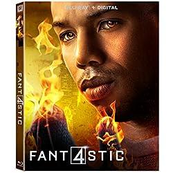 Fantastic Four (2015) Blu-ray