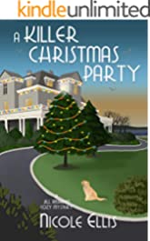 A Killer Christmas Party: A Jill Andrews Cozy Mystery #6