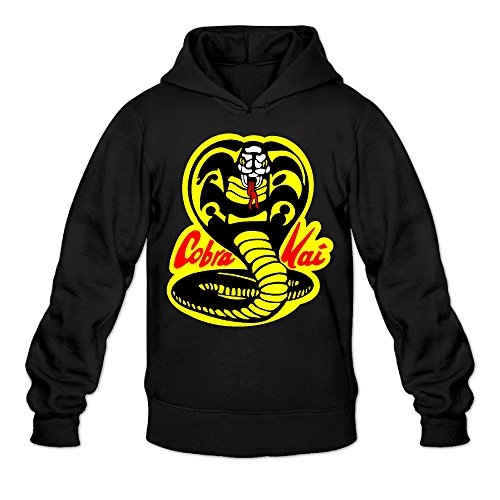 Price comparison product image RABBEAT Karate Kid Cobra Logo Comfortable Leisure Sweatpants For Men Leisure Wear